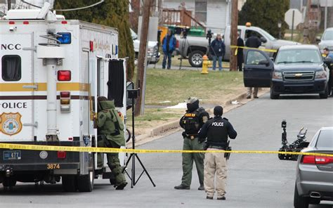 New Castle County Bomb Squad Back In