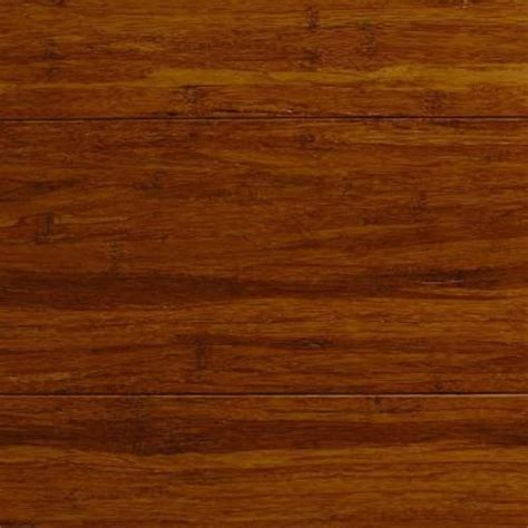 bamboo flooring home depot take home sle strand woven dark carmel solid bamboo flooring 5 in x 7 in aa 170962