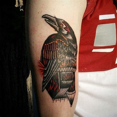 meaningful crow raven tattoos ultimate guide