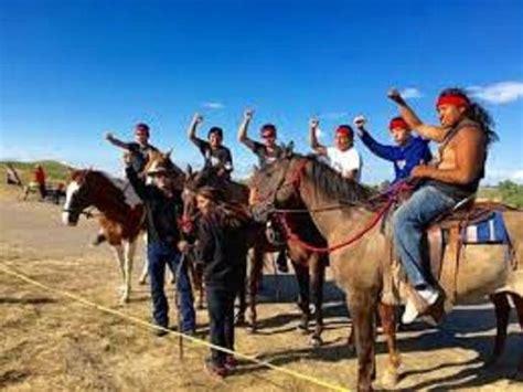 Protest Standing Rock Dakota