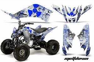 Quad 125 Yamaha : premium quality amr racing graphics for the yamaha raptor ~ Nature-et-papiers.com Idées de Décoration