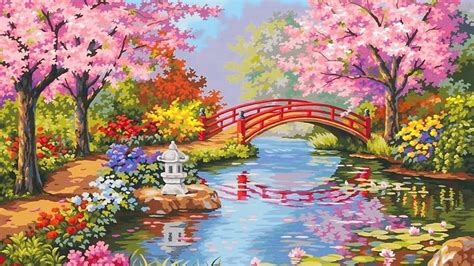 Japanischer Garten Bilder by Flower Garden Wallpapers Wallpaper Cave