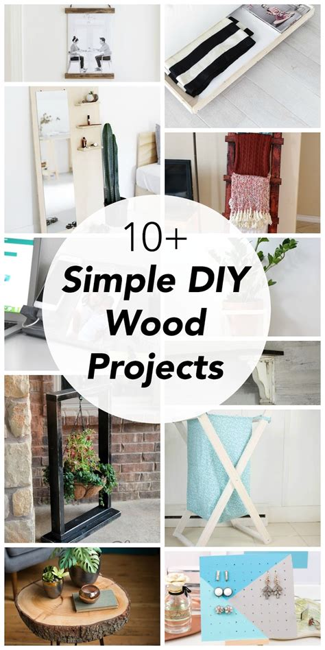 vikalpah  simple diy wood projects
