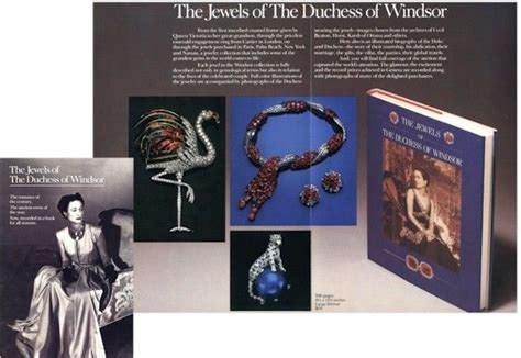 183 Best Images About Duchess Of Windsor Jewels On