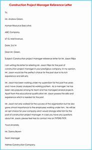 Property Manager Cover Letter Sample Free Manager Reference Letter 7 Samples To Write Manager Job