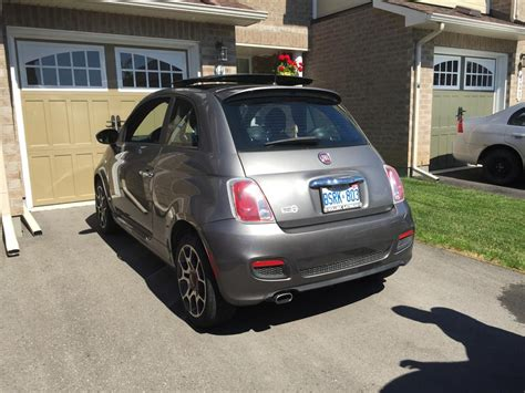 Mobil Fiat 500 by Fiat 500 Sport Orleans Ottawa Mobile
