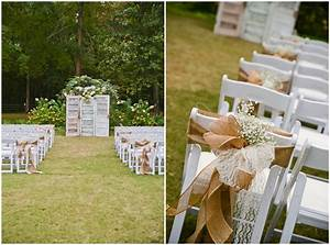 ceremony decorations for outdoor weddings wedding With outdoor wedding ceremony decorations
