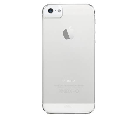 clear iphone 5 mate barely there ultra thin for iphone 5