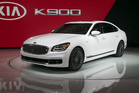 "Kia On The 2019 K900 ""you'll Have No Words Except"
