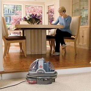 2012 Holiday Guide   Bissell Spotbot Pet Deep Cleaner