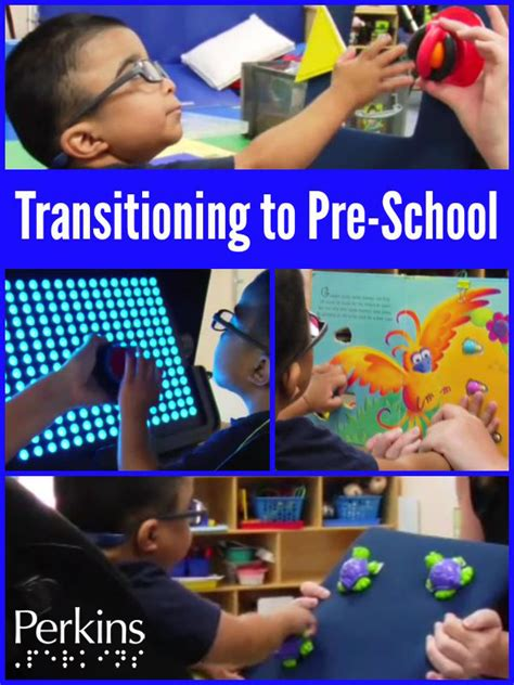transitioning to pre school perkins elearning 398   Transitioning to Preschool