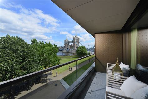 Home Terrace : Berkeley Homes' One Tower Bridge Show Apartments Launch