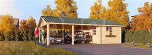 Carport Made Of Wood  Advantages And Disadvantages
