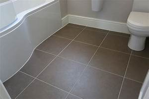 Bathroom linoleum floor tiles wood floors for How to install linoleum floor in bathroom