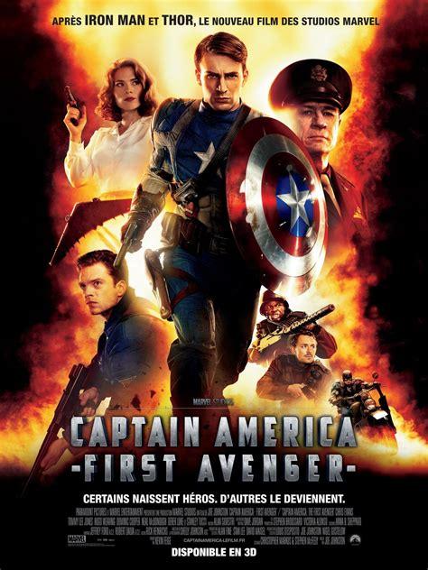 posters oficiales de captain america   avenger
