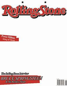 Best photos of magazine cover templates blank times for Rolling stone magazine cover template