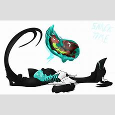 Hungry Monster (arttrade) By Passyvorex On Deviantart