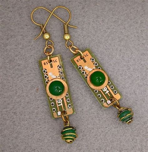 Best Crafts Upcycled Circuit Boards Images