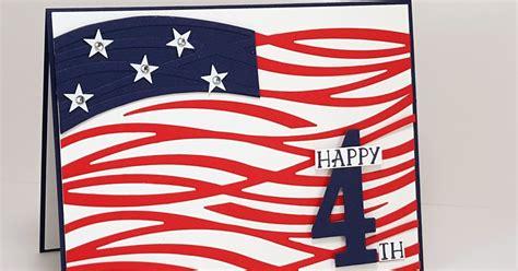 Stampin Artfully Feeling Patriotic