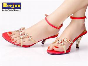 Borjan High Heels Sandals Summer Collection 2014 with Price
