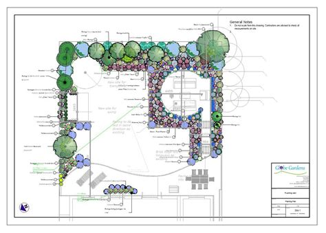 plant by numbers garden design planting plans globe gardens