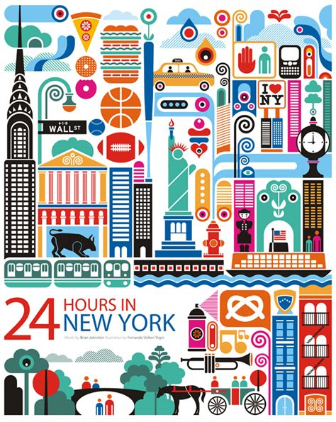 web design nyc 24 hours in new yorkart and design inspiration from around