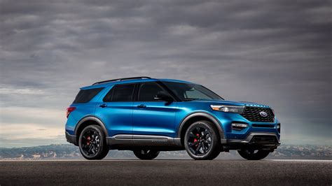 ford explorer st wallpapers specs   hd