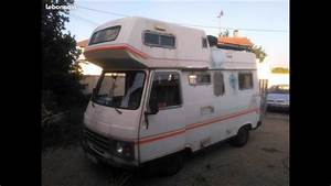 Les Camping Car : camping car d 39 occasion sur le boncoin youtube ~ Medecine-chirurgie-esthetiques.com Avis de Voitures