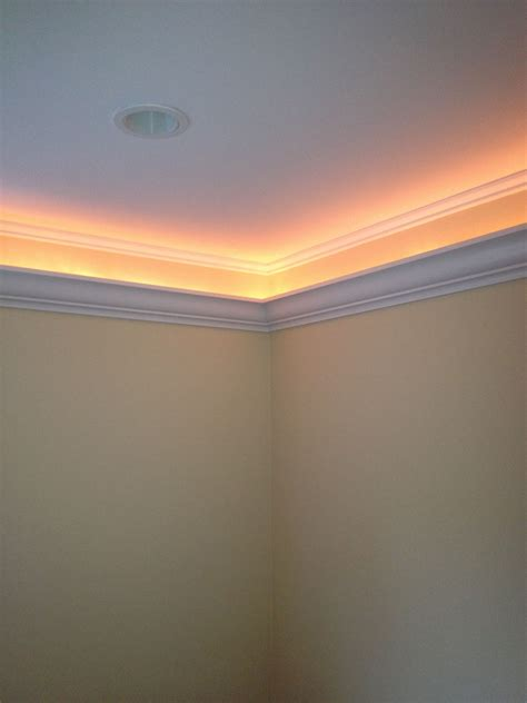recessed ceiling crown molding crown lighting recessed ceiling crown molding with