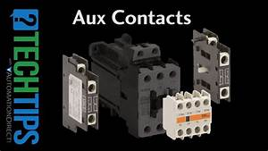 Tech Tip  How To Use Aux Contacts With Your Contactor