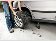 What to do if you get a flat tyre Drive like a girl Blog