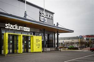 Stadium Outlet redo för öppning - Vasabladet