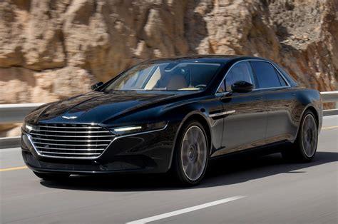 2018 Aston Martin Lagonda Taraf A Luxury Sedan Official