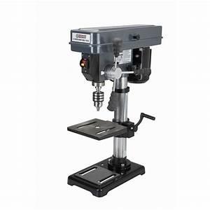 12 SPEED 10in DRILL PRESS 250-3100 RPM 1/2HP MT2 TAPER 3 5