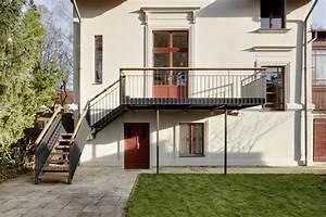 mt architekturburo martina trixner projekte balkon mit With französischer balkon mit garten location berlin