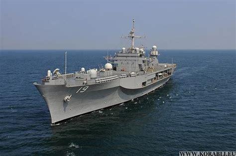 Командный корабль Uss «blue Ridge» (lcc-19) ВМС США