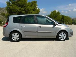 Now Sold Lhd Left Hand Drive In Spain 2004 Renault Megane Scenic 7 Seater Diesel Manual