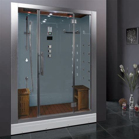 bathroom tile ideas for showers ariel platinum dz972f8 w steam shower ariel bath