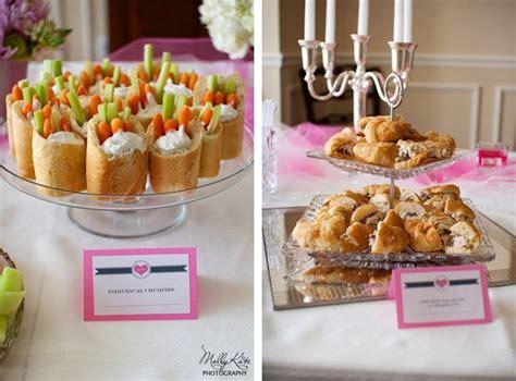 kitchen tea food ideas cutest ideas for a bridal shower shower a diy