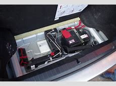 BMW Owner Blog Bmw Compact E46 316 318 ti Battery location