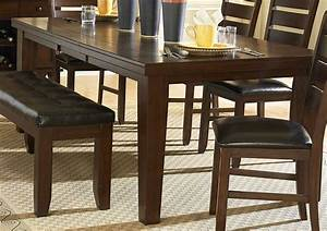 """A America British Isles 42"""" X 60"""" Butterfly Trestle Table"""