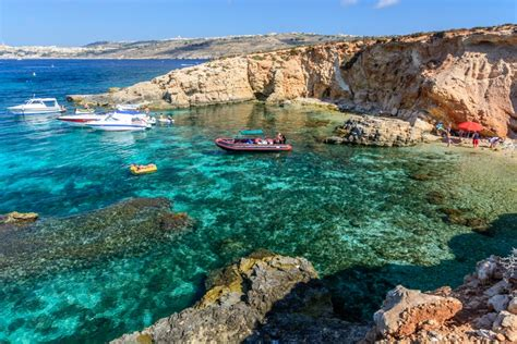 day trip  comino malta  private boat  gozo