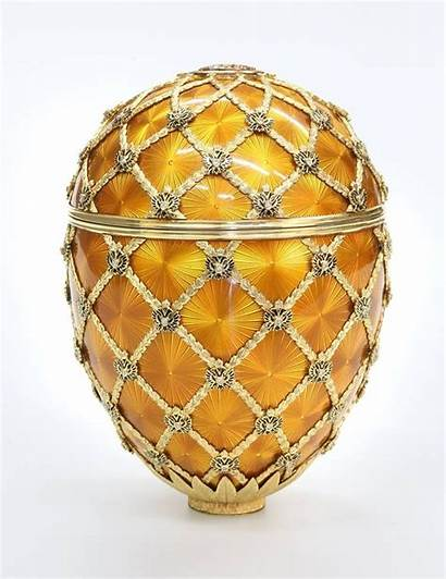 Faberge Egg Orleans Russian Golden Easter Royal