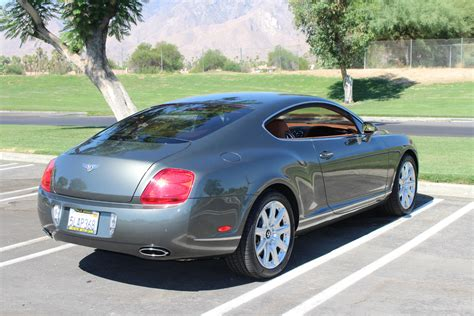 bentley continental gt turbo stock   sale