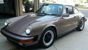1987 Porsche 911 Carrera Coupe