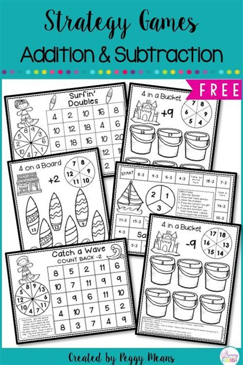 1153 Best Math Games Images On Pinterest  Math Fact Fluency, Math Facts And Basic Math