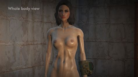 Atomic Beauty Fallout 4 Nude Mod Commit
