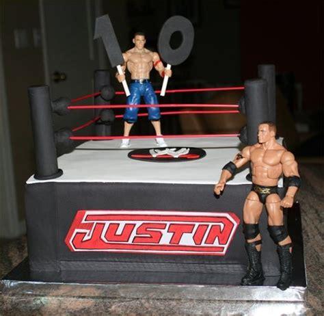 WWE Cake Cool