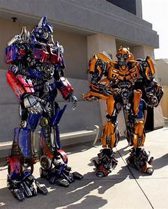 Real life transformers are on the way! | KillBoreTime