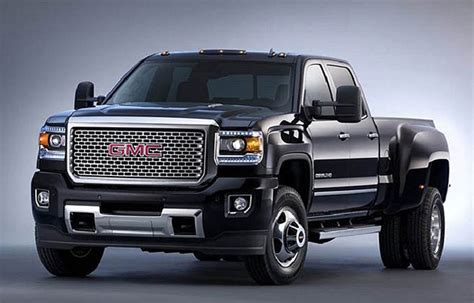 2018 Gmc Sierra 2500 Heavy Duty  Trucks Reviews 2018 2019